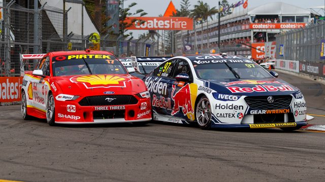 Van Gisbergen takes dominant Newcastle win