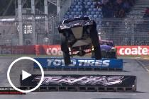 Clipsal 500 Adelaide – Stadium Super Trucks – Session 1 Highlights