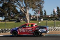 Mitsubishi's Barbour takes SuperUtes pole