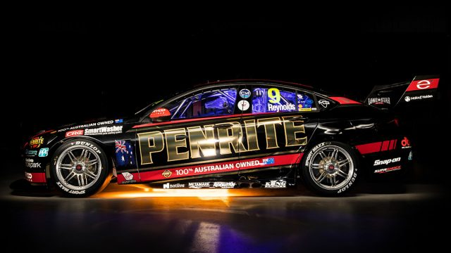 Penrite Racing shows off SuperNight touches