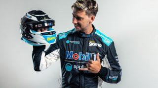 Mostert to debut new helmet design in 2021