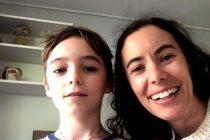 Proud mum retells Felix's first Supercars interview