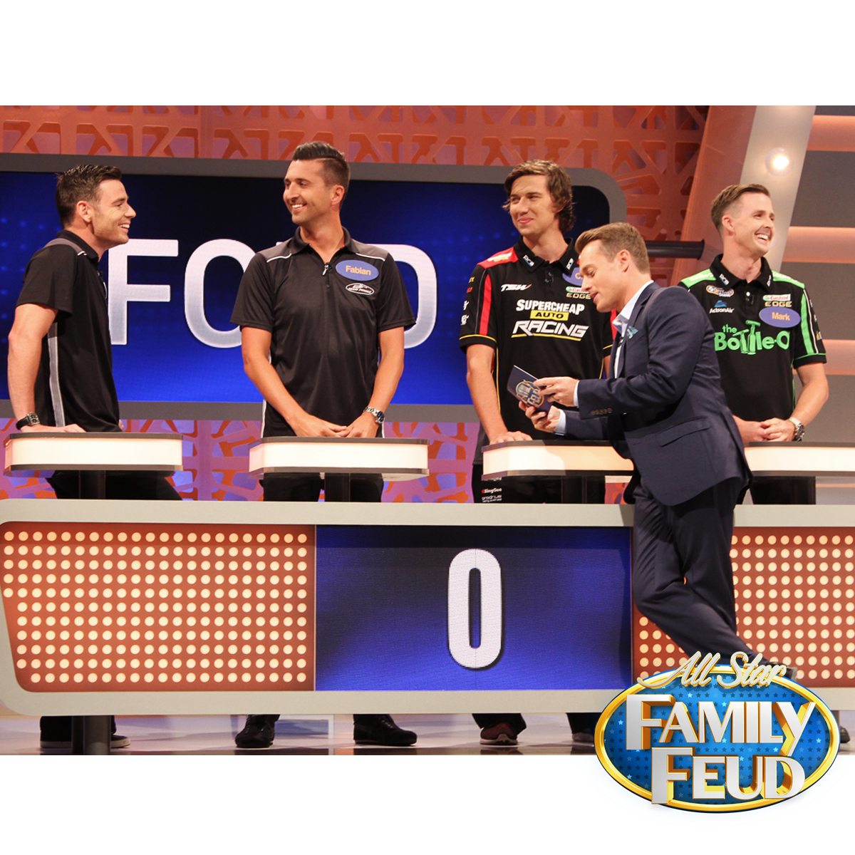 Family Feud Ford