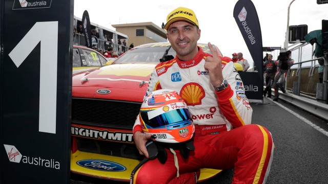 Coulthard leads Shell Ford one-two in Race 4