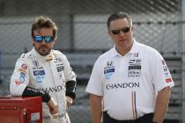 Alonso targets Bathurst 1000 drive