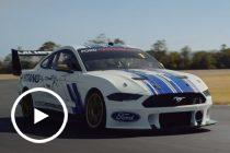 Ford Mustang Supercar breaks cover
