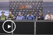 Friday Press Conference – 2017 Wilson Security Sandown 500