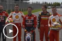 Whincup and McLaughlin resume battle in Auckland
