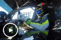 Onboard: Abbie Eaton Supercars test