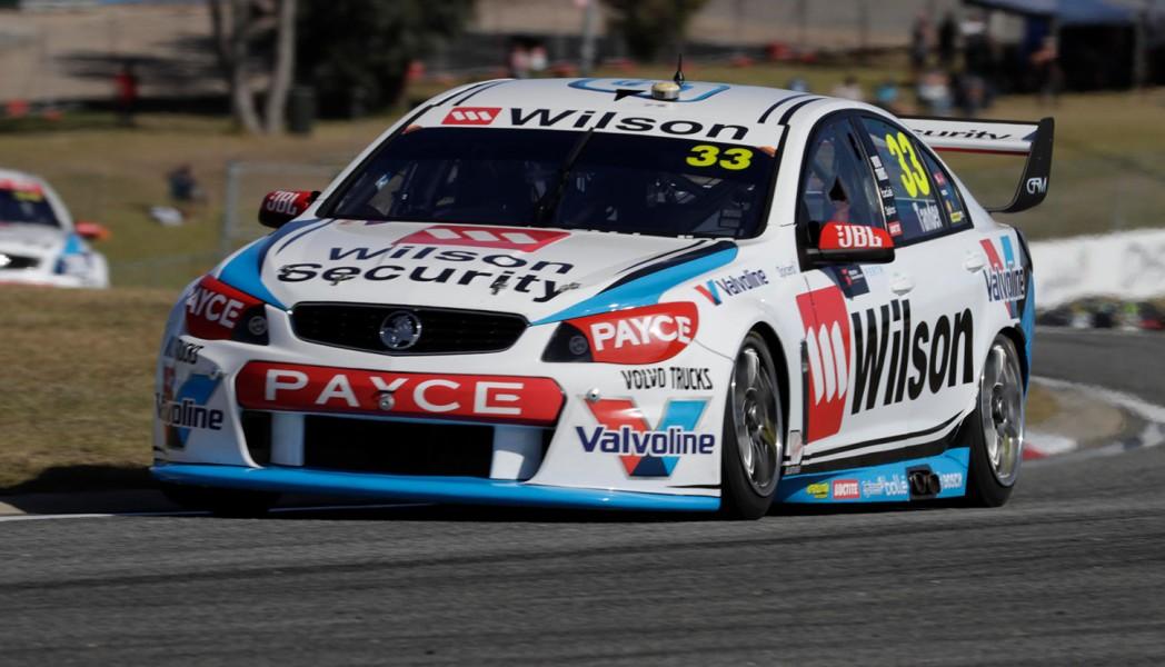 Garth Tander Practice 1 2017 Perth SuperSprint