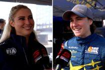 Ambassadors leading the way for Girls on Track