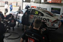 Golding brushes off Bathurst crash