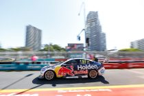 Tander leads Moffat in co-driver session