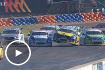 Winterbottom takes flight in early tangle