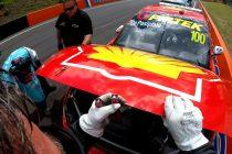 Behind the scenes look rescuing De Pasquale's crashed car