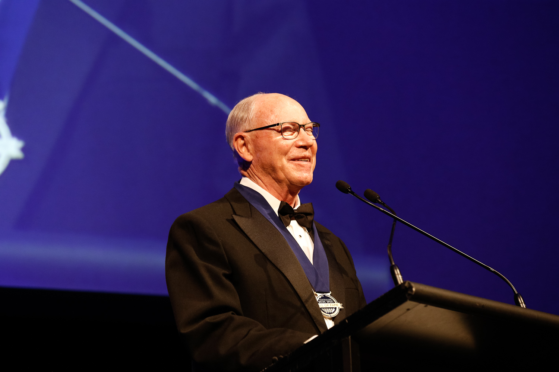 Allan Moffat Hall of Fame 2016