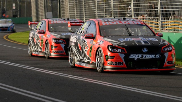 HRT hungry for Holden's 500th