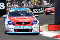 Hazelwood takes Super2 pole, Dumbrell crashes