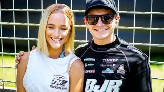 The relationship driving 'lucky' Hazelwood's career