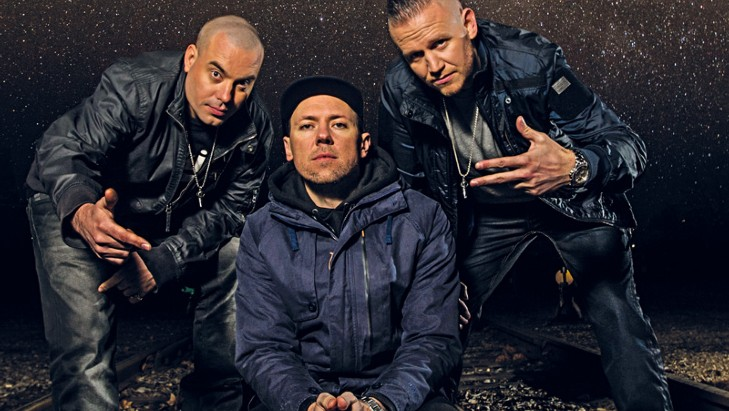 Hilltop Hoods to perform at home for Clipsal 500