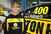 Holdsworth gets new number for milestone