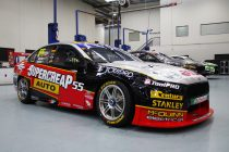 Tickford reveals latest Supercheap throwback