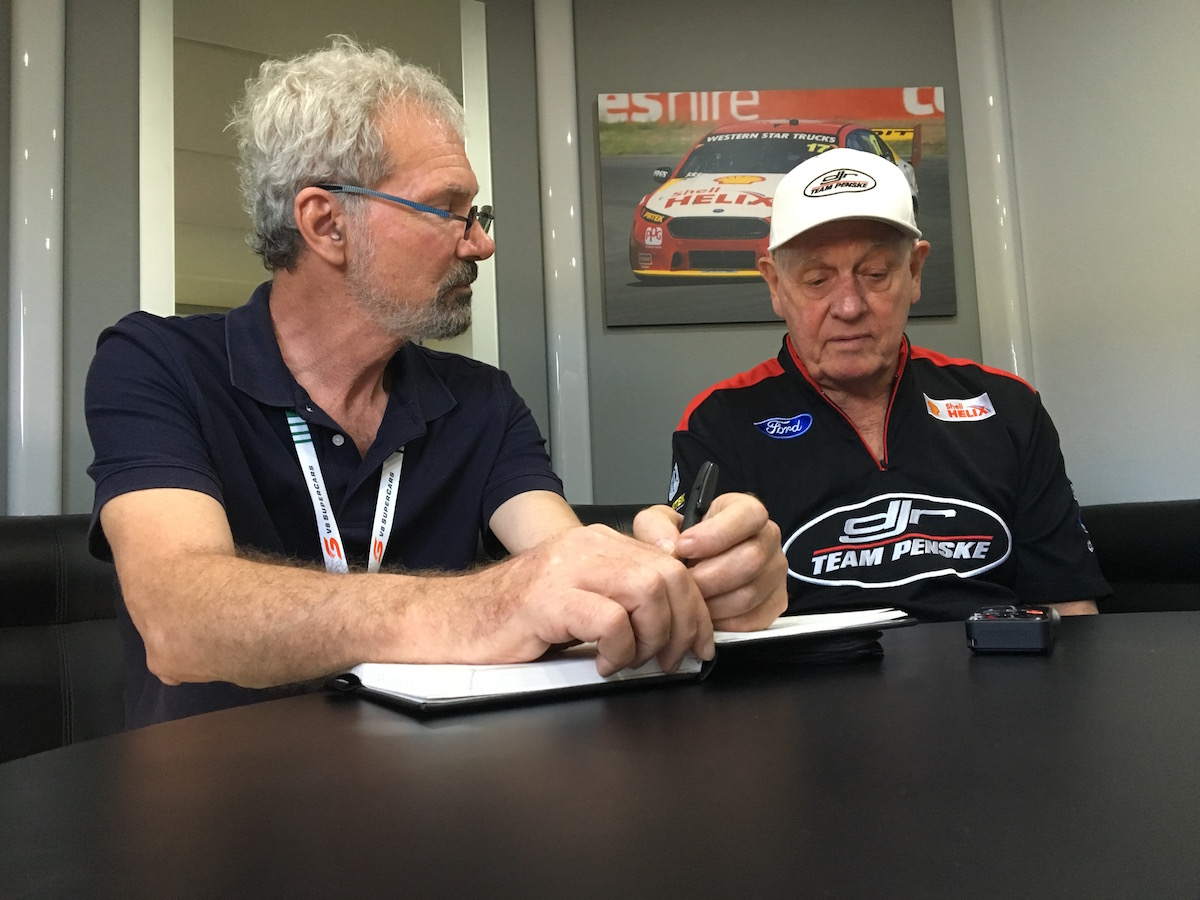 Foges and Dick Johnson 2 2016