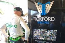 Tickford pays tribute to departing Winterbottom