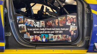 Team 18 Holdens to sport special tribute