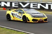 Bowe secures 12 Hour return in Lamborghini