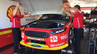 Supercars ratifies Ford, Nissan panel changes