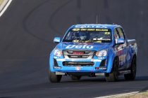Alexander tops Thursday SuperUtes practice