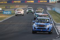 Alexander wins Perth SuperUtes opener