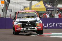 Team Triton's Crick takes SuperUtes pole