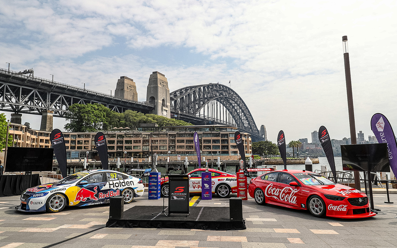 Quiz Test Your Knowledge Of The 2020 Grid Supercars