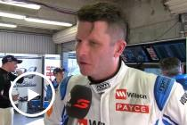 Tander frustrated after incident filled race