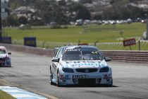 Pither fastest in Super2 on Friday