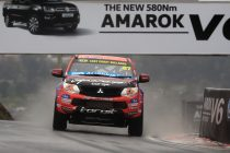 Dontas fastest in Thursday SuperUtes practice