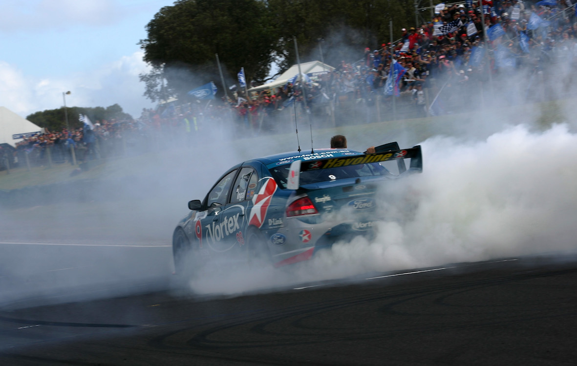 Ingall Burn Out AN1 Images