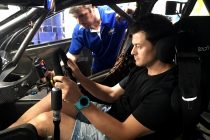 Next-gen Masterton swaps jet ski for Supercar