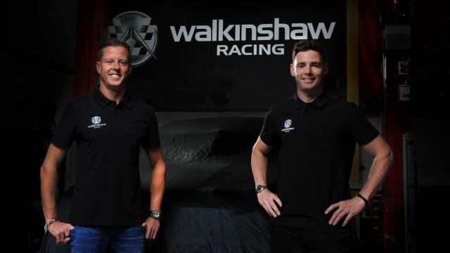 Walkinshaw Racing announces 2017 line-up