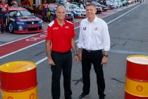 Supercars partners with Shell Fuels