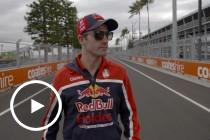 Whincup's first impressions of Newcastle