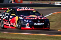 Whincup edges McLaughlin in Practice 2