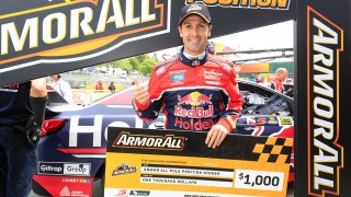 Whincup beats McLaughlin to Pukekohe pole