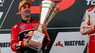 Whincup: 'That's as hard as I could fight'