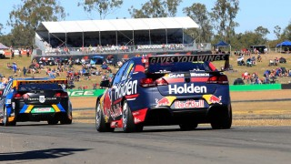 Whincup handed grid penalty