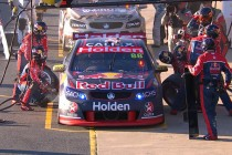 Whincup: Human error behind costly pit issue