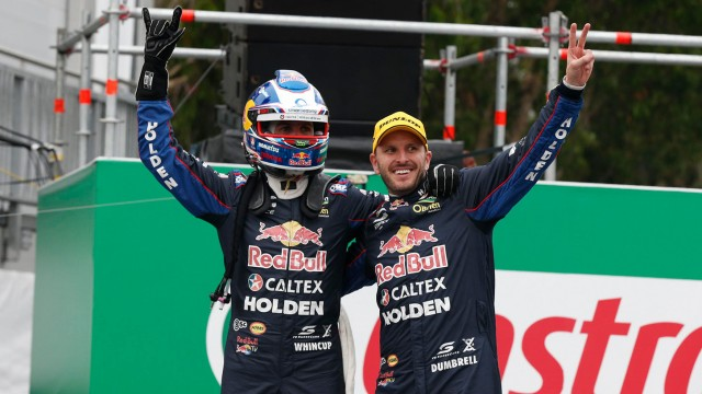 Whincup bounces back at Gold Coast