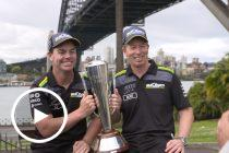 Lowndes and Richards talk Bathurst win